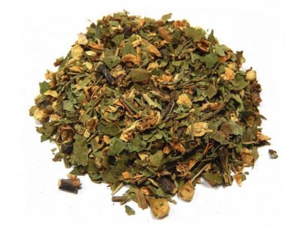 Чай из цветков боярышника