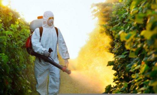 Защитная одежда для работы с химикатами