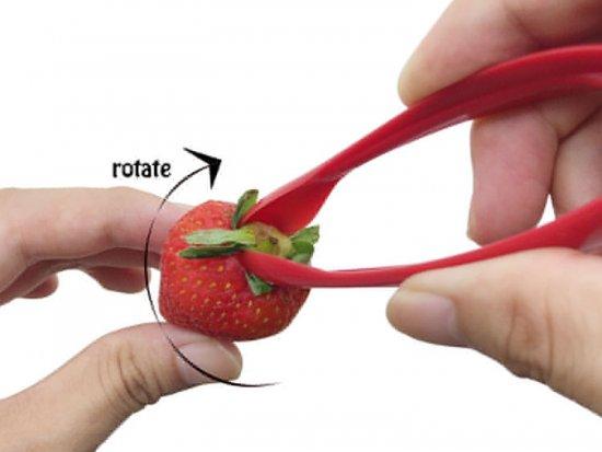 Удалитель плодоножек и листиков