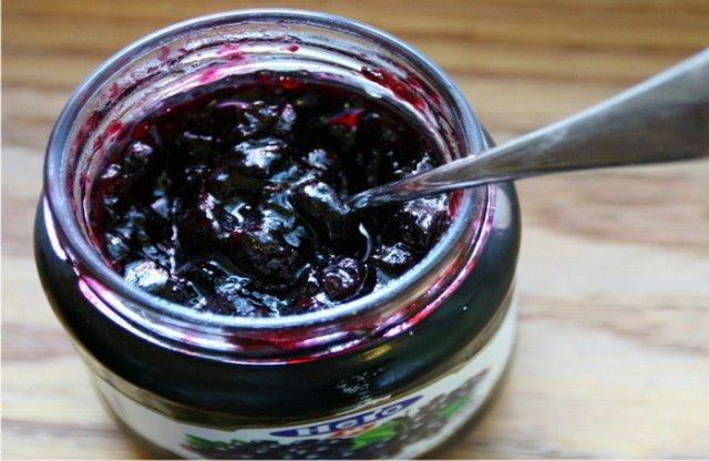 Варенье из смородины и вишни