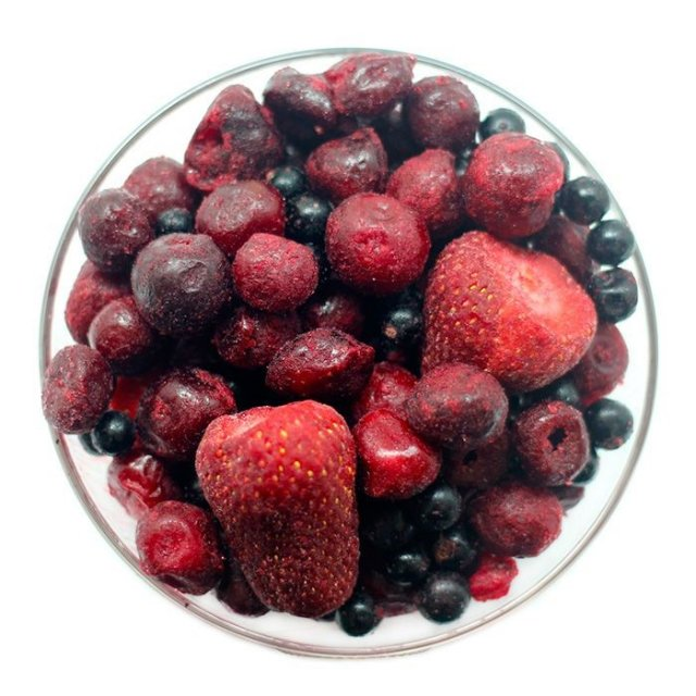 Замороженые ягоды