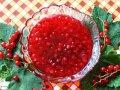 Пятиминутка из красной смородины