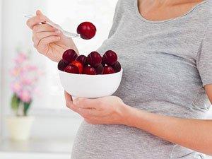 Алыча при беременности