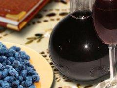 Вино из жимолости