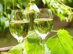 Вино из листьев винограда
